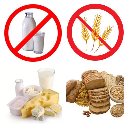 Resultado de imagem para Dietas da moda: cortar glúten e lactose é mais saudável e ajuda a emagrecer?